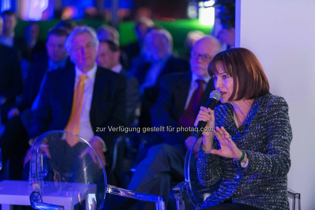 Birgit Kuras (Wiener Börse), © Martina Draper für Immofinanz (26.11.2013)