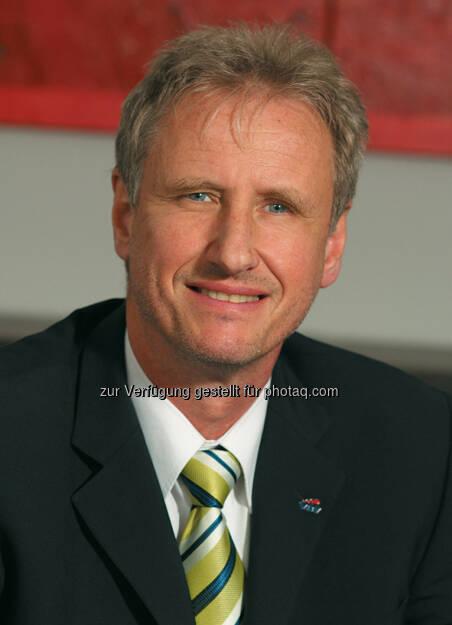 Heinz Behacker, Vorstandsvorsitzender der VBV - Vorsorgekasse AG, mit ESG Leaders Award ausgezeichnet (Bild: Foto Wilke, VBV - Vorsorgekasse AG) (26.11.2013)