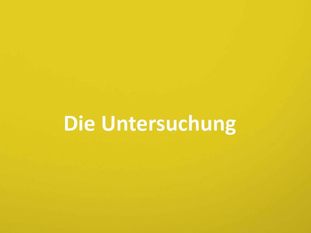 Austrian Startup Report 2013 - die Untersuchung, © mit freundlicher Genehmigung von Speed Invest (26.11.2013)