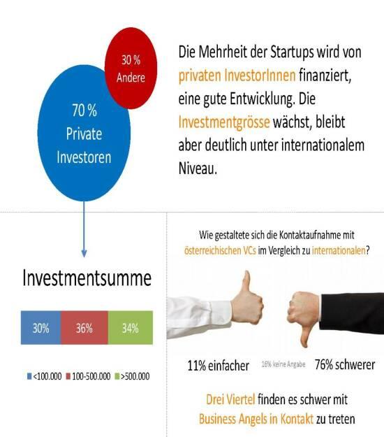 Austrian Startup Report 2013 - Investoren, © mit freundlicher Genehmigung von Speed Invest (26.11.2013)