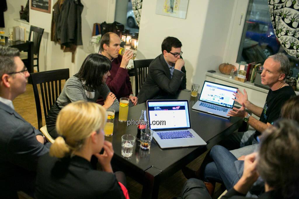 1st Börse Social Network Day, © bsn/Martina Draper (28.11.2013)