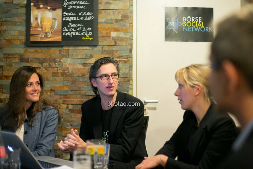 Milena Ioveva (Porr), Josef Chladek, Elisabeth Wagerer (S Immo), © bsn/Martina Draper (28.11.2013)