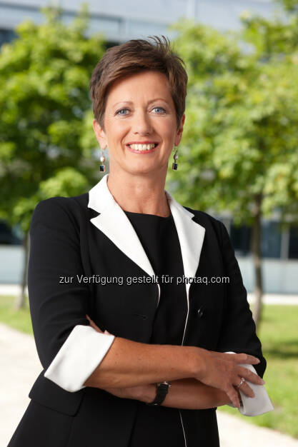 AUA: Monika Kircher (56), Vorstandsvorsitzende der Infineon Technologies Austria AG,  wurde in der heutigen Hauptversammlung in den Aufsichtsrat der Austrian Airlines AG gewählt (c) Infineon (28.11.2013)