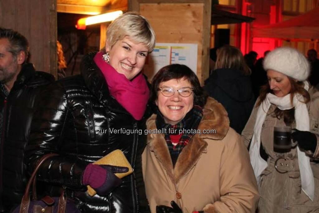 Monika Rosen (UniCredit), © Wiener Börse AG (29.11.2013)