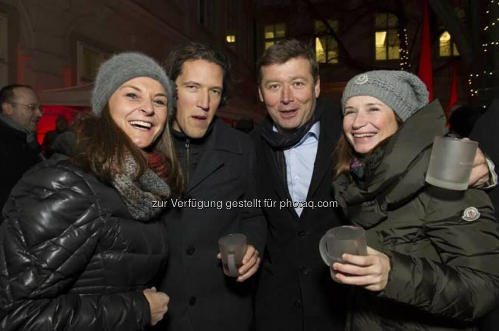 Anita Schatz (Wiener Börse), © Wiener Börse AG (29.11.2013)