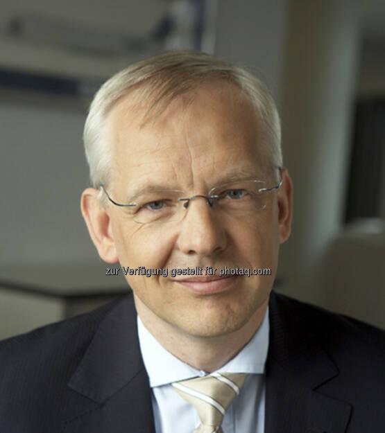 Klaus Froese wird neuer Geschäftsführer der Tyrolean (c) Lufthansa CityLine (15.12.2012)