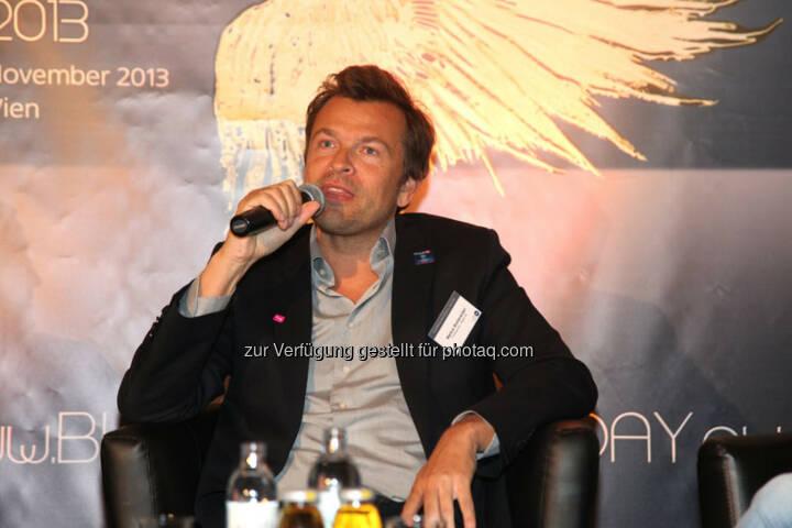 Markus Breitenecker (Geschäftsführer, ProSieben Sat1 Puls4)