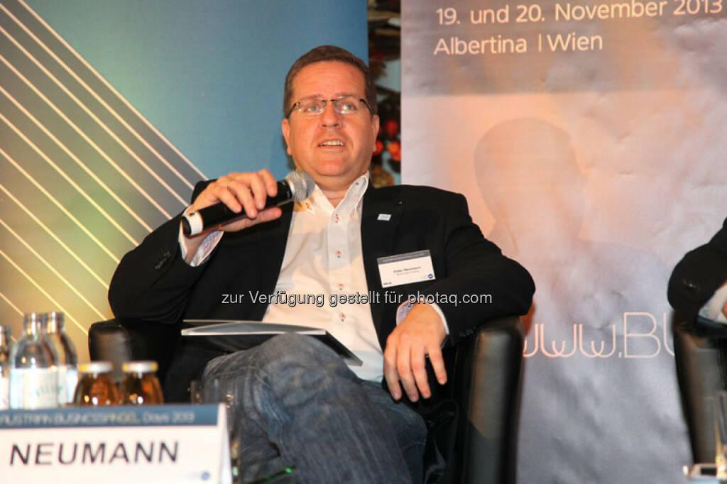Peter Neumann, sdo, © Austria Wirtschaftsservice (01.12.2013)