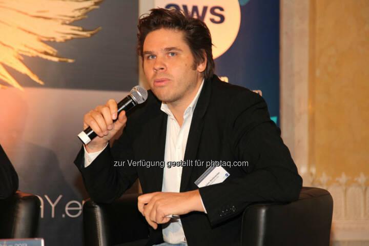 Julian Breitenecker (CEO Media4Equity Invest)