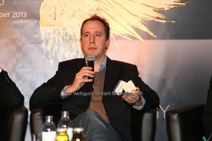 Matthias Reisinger (Mitgründer und Geschäftsführer Impact Hub Vienna, Österreich)