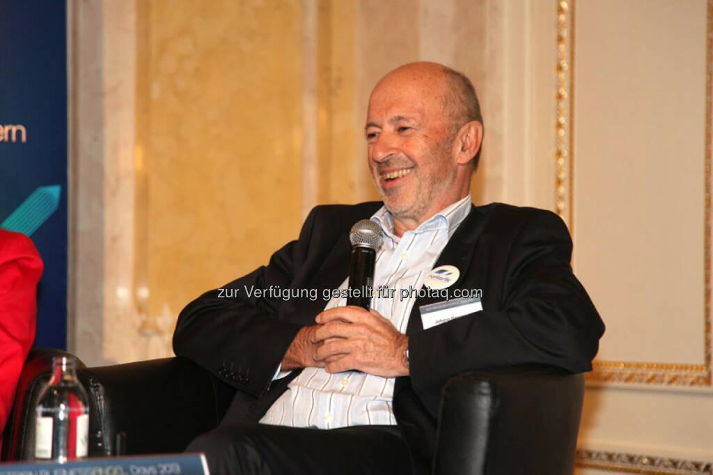 Johann Hansmann (Präsident Austrian Angel Investors Association), © Austria Wirtschaftsservice (01.12.2013)