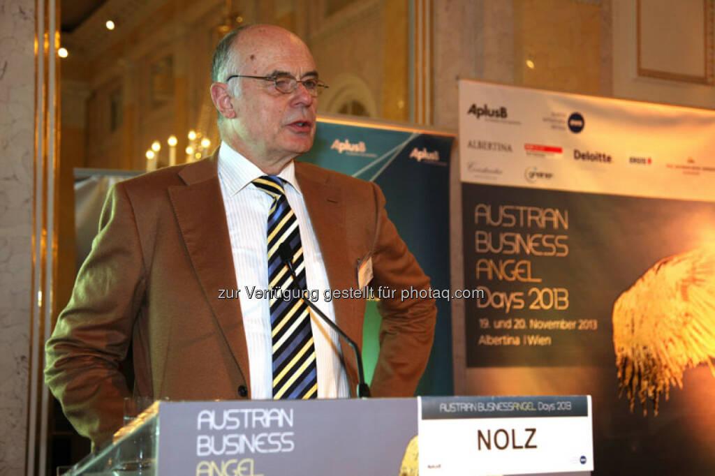 Eröffnung Nolz, © Austria Wirtschaftsservice (01.12.2013)
