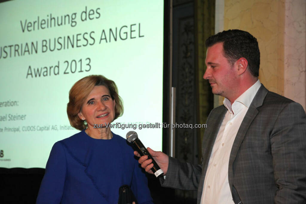 Award, © Austria Wirtschaftsservice (01.12.2013)