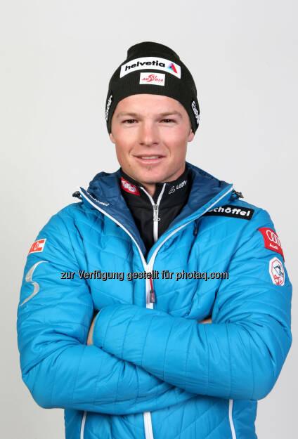 Skicrosser Christoph Wahrstötter aus dem A-Kader des ÖSV ist ab sofort Teil des Helvetia Wintersportteams (Foto: GEPA pictures/ Markus Oberlaender) (03.12.2013)
