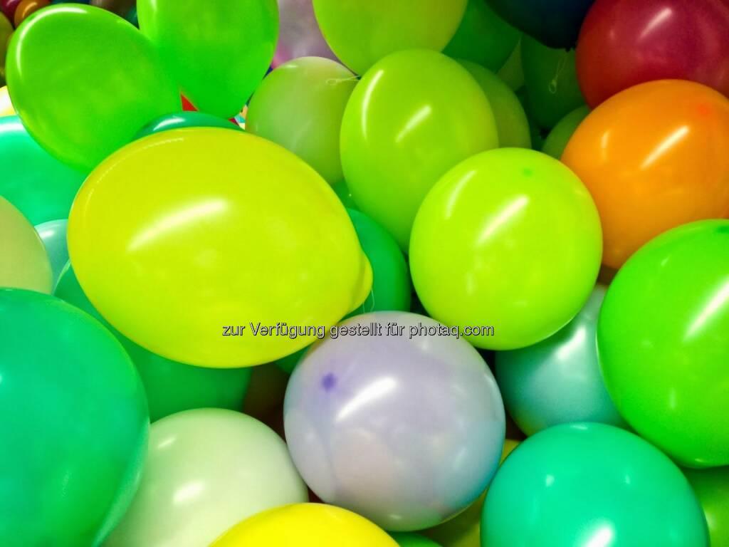 Luftballons, © wikifolio.com (03.12.2013)