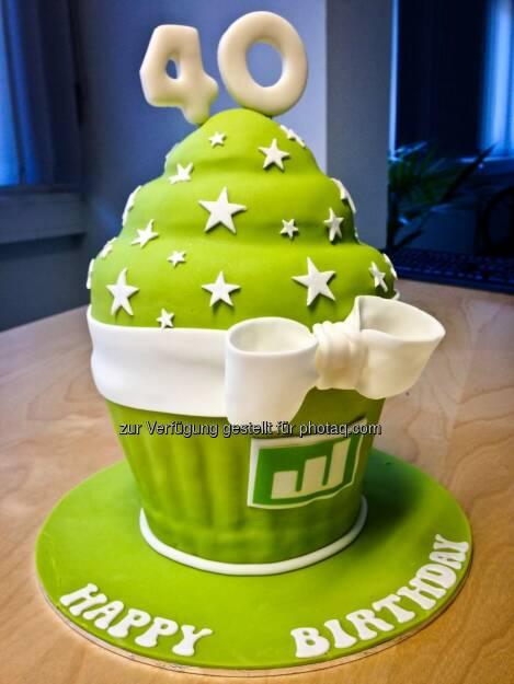 wikifolio.com Torte, © wikifolio.com (03.12.2013)