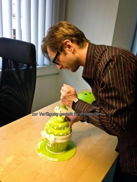 wikifolio.com Torte, Andreas Kern, © wikifolio.com (03.12.2013)