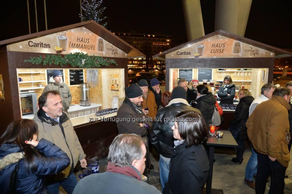 café + co business punsch, ©  leisure.at/Christian Jobst (04.12.2013)