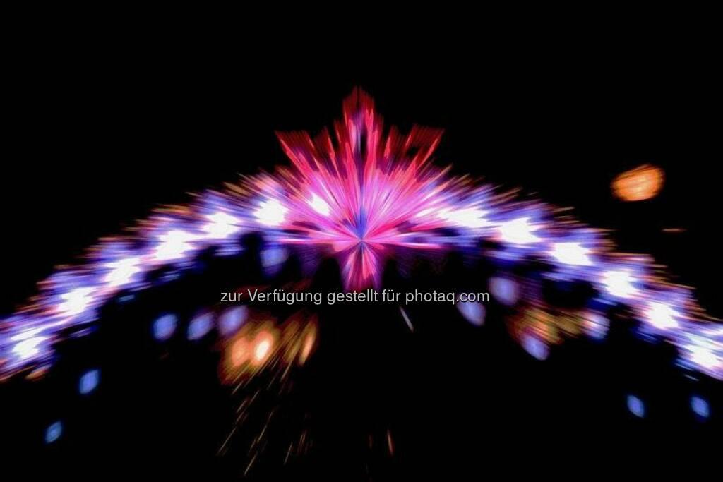 Lichterbogen, Lichter im Advent, www.fotomoldan.at, © Bernd Moldan (07.12.2013)