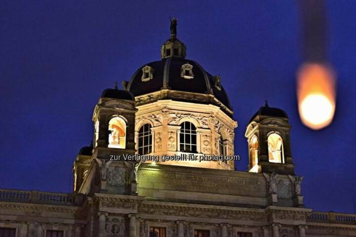Kunsthistorisches Museum, Wien, Lichter im Advent, www.fotomoldan.at