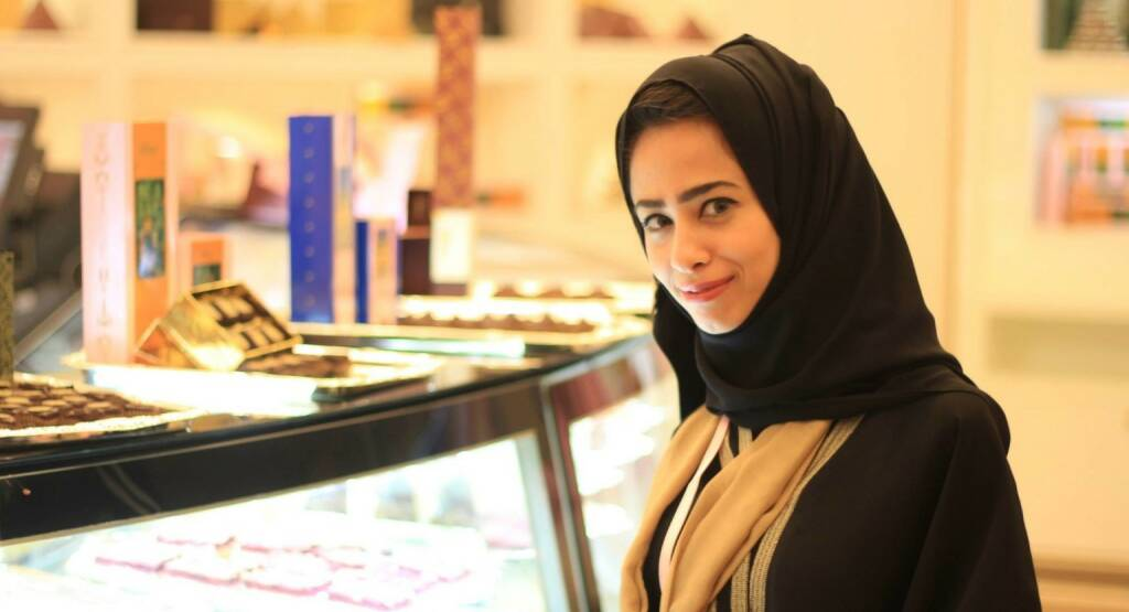Aida-Kundin in Saudiarabien (07.12.2013)