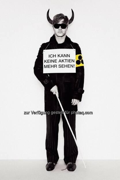 Ich kann keine Aktien mehr sehen (Markus Koch via Facebook) (08.12.2013)