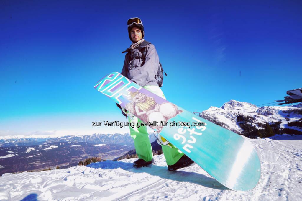 DocLX, University of snow, Nassfeld, Snowboarder, © DocLX Holding (10.12.2013)