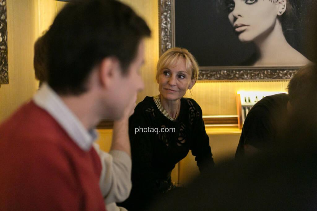 Isabella de Krassny (Donau Invest), © bsn/Martina Draper (12.12.2013)