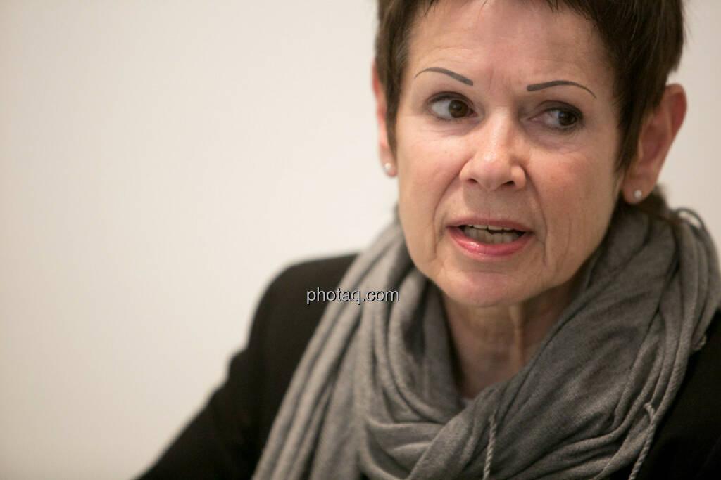 Margarita Hoch (Sanochemia Pharmazeutika AG), © finanzmarktfoto.at/Martina Draper (12.12.2013)