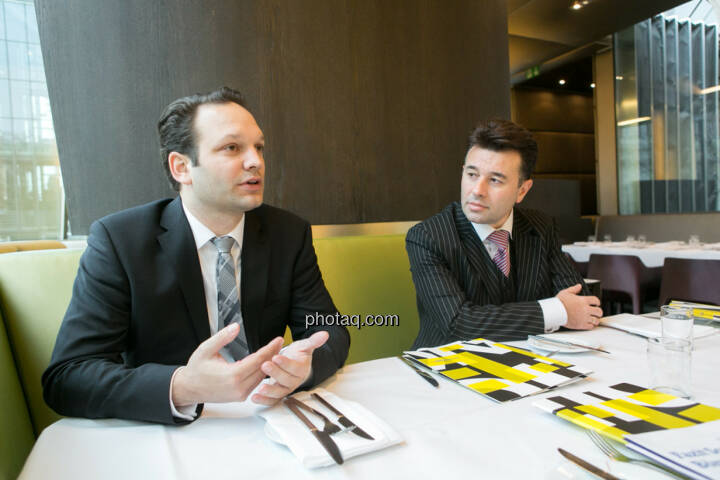 Julian Schillinger (Privé), Miro Mitev (iQ-Foxx)