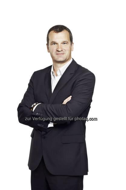 Thomas Friess - CEO Herold (Bild: Georg Schellnberger) (13.12.2013)