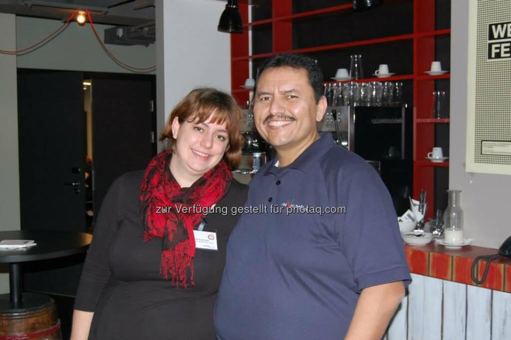 ambuzzador Social Fitness Breakfast: Mit Ramon De Leon, Dani Muehlbacher (15.12.2013)