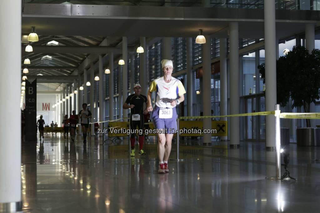 indoor marathon vienna in der Messe Wien, © leisure.at/Stefan Joham (15.12.2013)