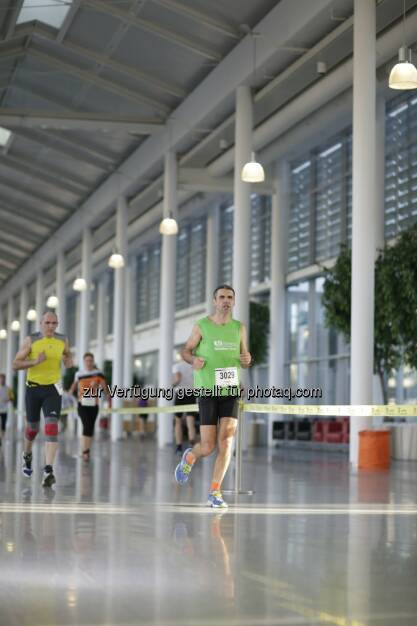 indoor marathon vienna in der Messe Wien, © leisure.at/Stefan Joham (15.12.2013)
