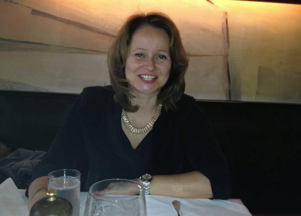 In eigener Sache: Elke Koch, zuletzt Kommunikationschefin bei RHI und Pressesprecher des Jahres im ATX-Bereich, wird als Inputgeberin für das Börse Social Network fungieren (17.12.2013)