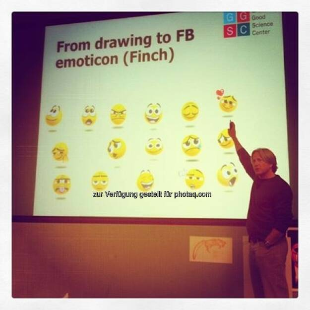 Facebook: The science of Facebook emoticons (yes, there's science behind it), © Elisabeth Oberndorfer (17.12.2013)