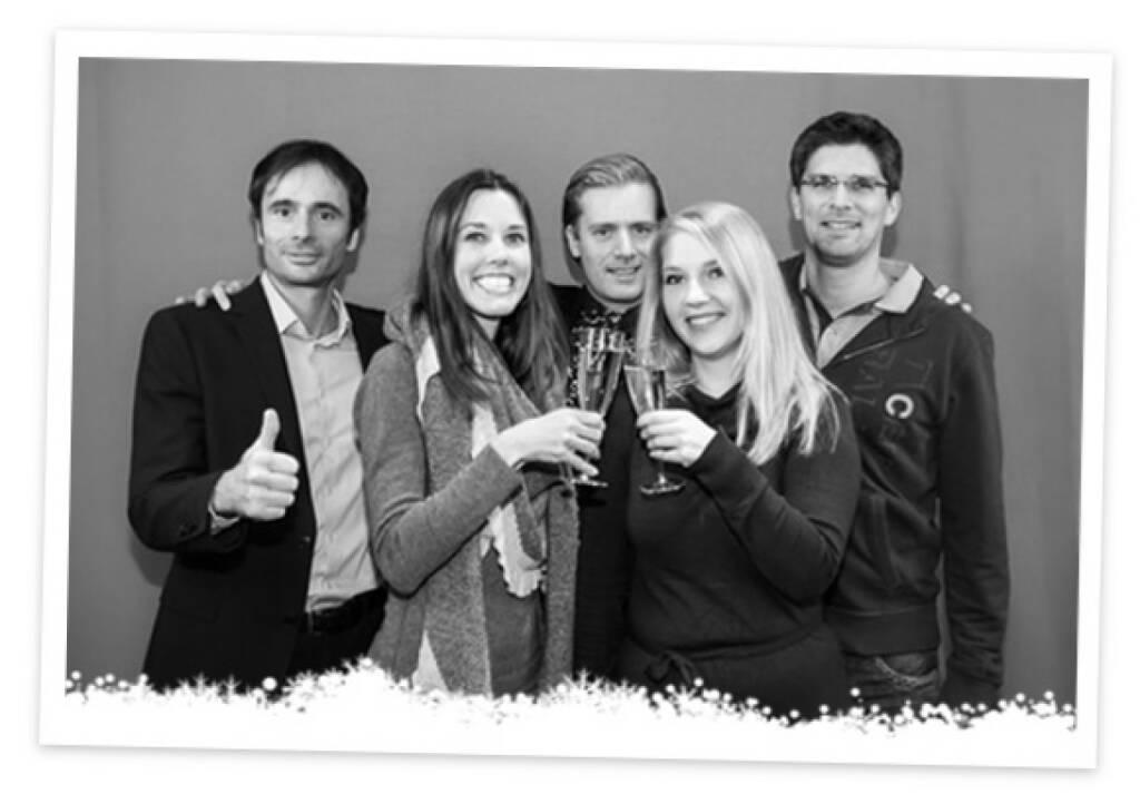 boerse-go: Robert Abend, Daniela Meister, Norman Schwarze, Christin Schulz, Thomas Waibel (18.12.2013)