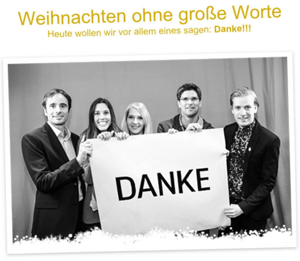 boerse-go: Robert Abend, Daniela Meister, Christin Schulz, Thomas Waibel, Norman Schwarze (18.12.2013)