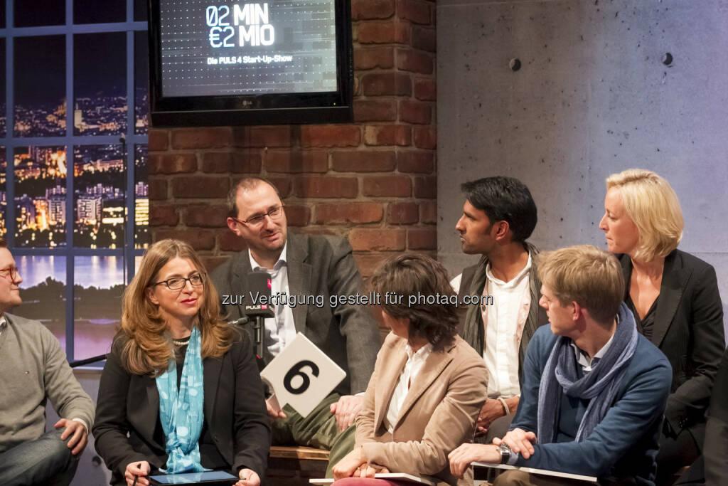 Selma Prodanovic, Herrmann Futter, Carolin Aichinger © Gerry Frank Photography 2013 (18.12.2013)