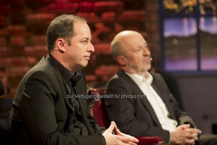 Daniel Mattes, Hansi Hansmann © Gerry Frank Photography 2013