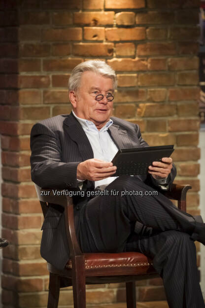 Hans-Peter Haselsteiner © Gerry Frank Photography 2013 (18.12.2013)