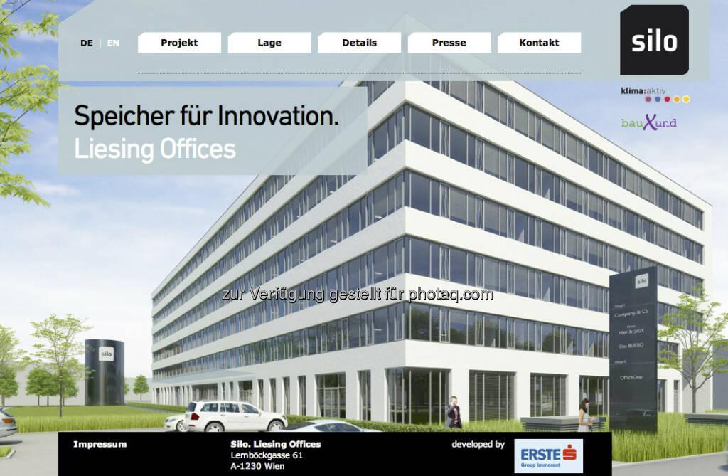 Kone zieht in das neue Bürohaus SILO von Erste Group Immorent ein (15.12.2012)