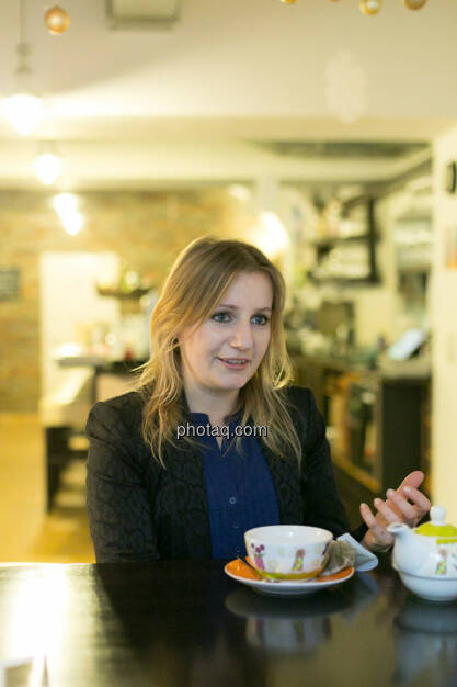 Elisabeth Oberndorfer (Digitalista), © finanzmarktfoto.at/Martina Draper (20.12.2013)
