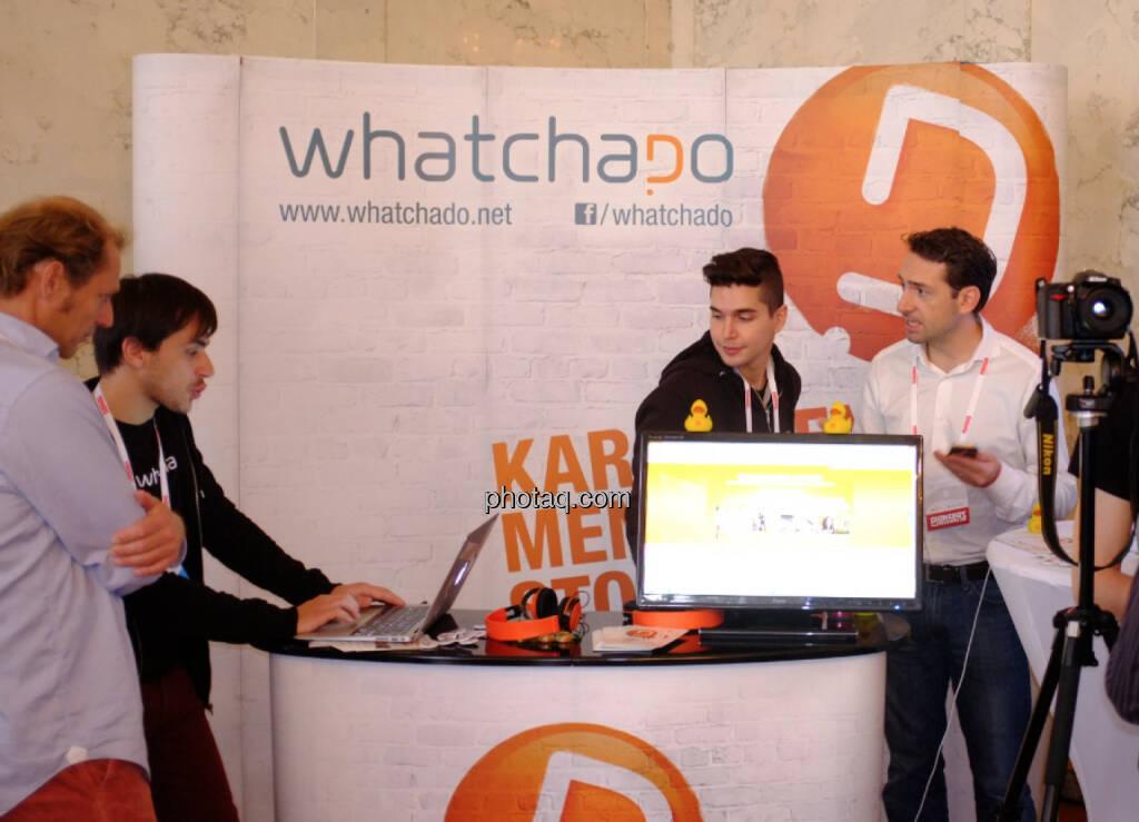 Pioneers Festival 2013 - whatchado mit Lucanos Polagnoli (21.12.2013)