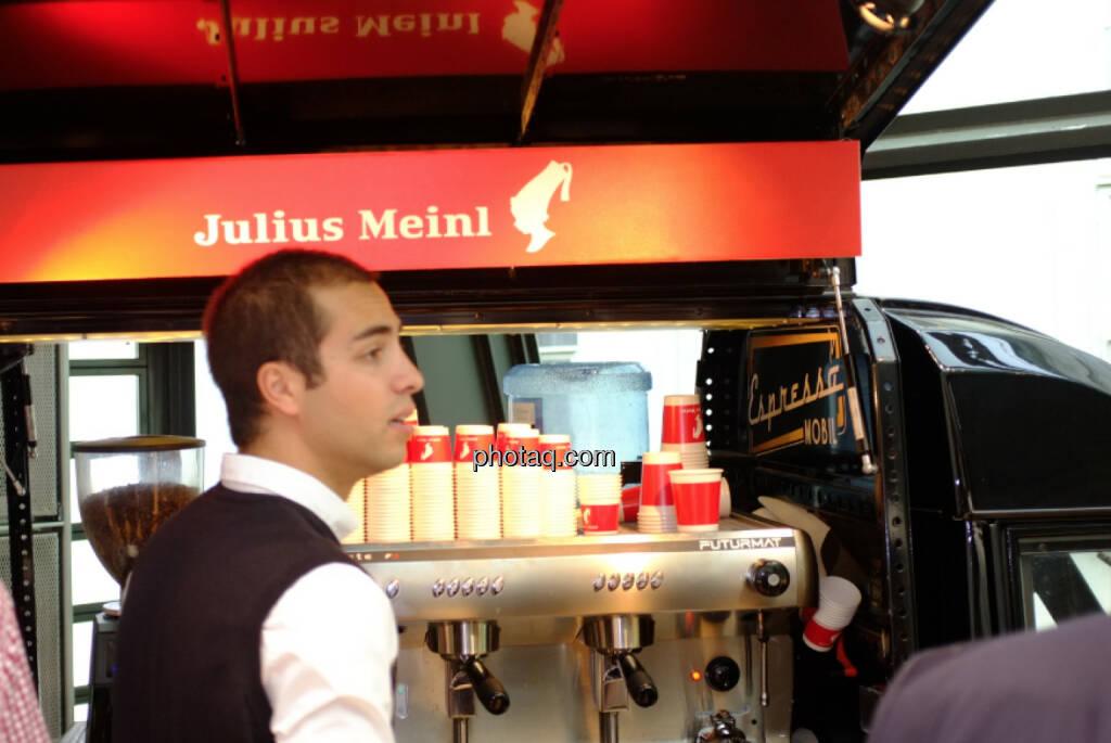 Pioneers Festival 2013 - Julius Meinl (21.12.2013)