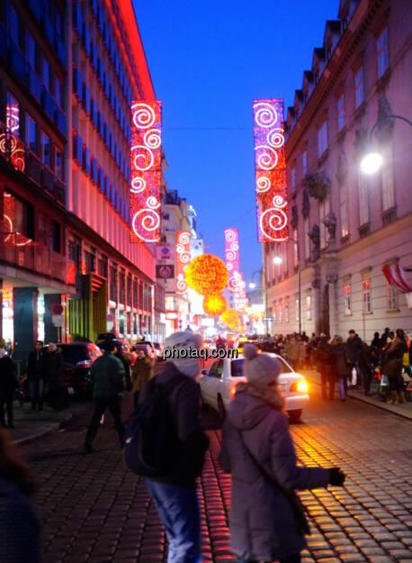 Rotenturmstrasse (22.12.2013)