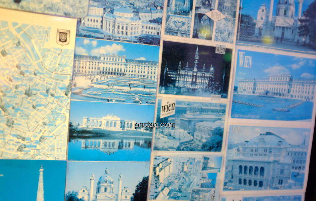 Vintage Wien Postkarten (22.12.2013)