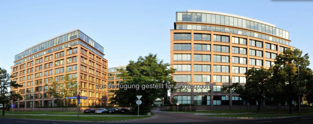 CA Immo verkauft Bürogebäude Lipowy in Warschau (c) CA Immo (23.12.2013)
