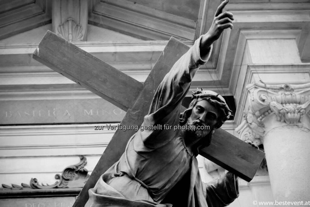 Warschau Jesus, © Herbert Gmoser (25.12.2013)