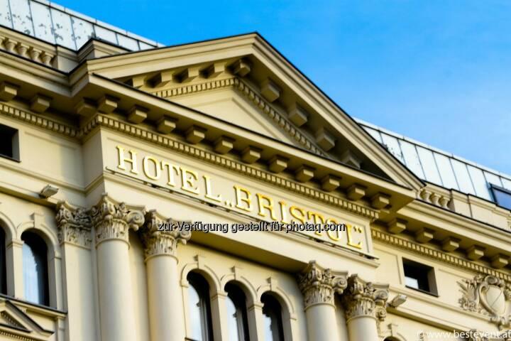 Warschau Hotel Bristol
